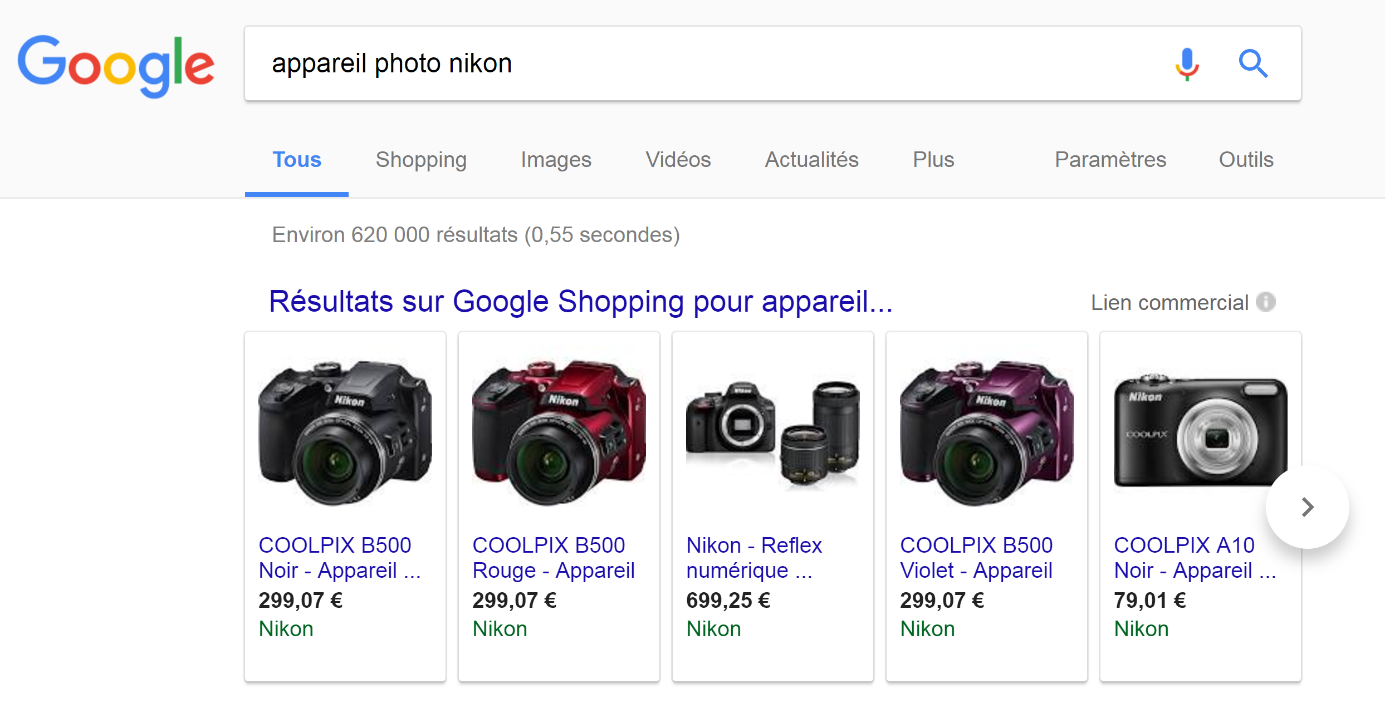 Nikon-Google-Shopping-Keyade-2