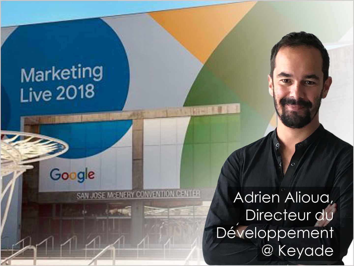 Google Marketing Live2018
