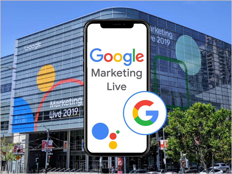 Google Marketing Live-Actu