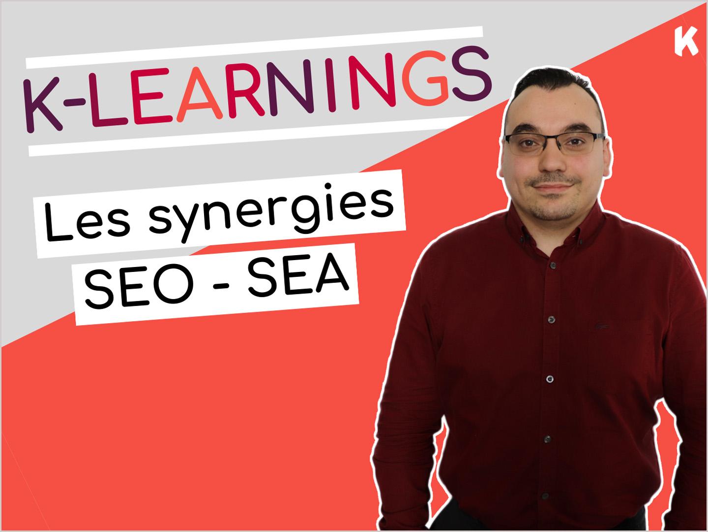 synergies SEO-SEA