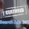 Keyade est certifiée sur Search Ads 360
